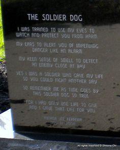 Vietnam War Dogs | Vietnam War Dogs Memorial - In Memory Of Vietnam War Dogs and Their ...