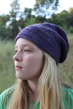 Rikke Hat in Malabrigo Worsted, free pattern here: http://happyknits.com/blog/free-pattern-rikke-hat/