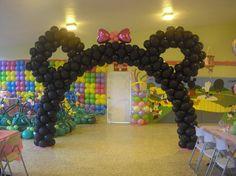 arco de globos by ambientebuenosaires, via Flickr