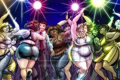 curvi art, size art, bhm art, adult cartoon, beauti peopl, bbw pic, big girls, bbw appeal, big beauti