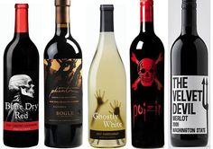 Spooky Wines to Spice Up Your Adult Halloween Party