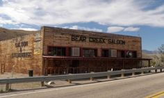 Bearcreek Saloon...so many wonderful memories!