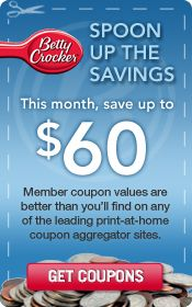 Spoon Up the Savings - Coupons