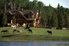 Dream ranch house