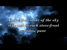 Sky Blue And Black ~ Jackson Browne