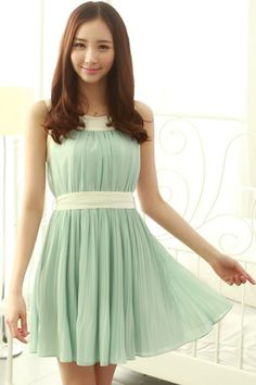 summer fashion, contrast pleat, style, dress oasapcom, fashion pick, fashion icon, chiffon dresses, pleat chiffon