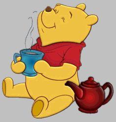 Pooh Tea