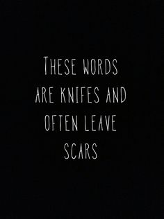 """These words are knives and often leave scars."" - Panic! at the Disco, ""This is Gospel"" #unbreakable #thelegionseries #kamigarcia #YAbooks #supernatural #paranormal #music *"