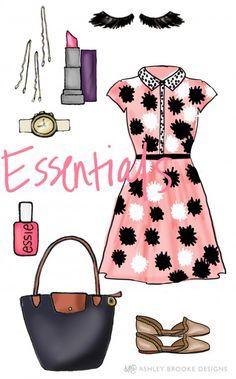 ABD Styled // A Saturday Afternoon Stroll - Ashley Brooke Designs