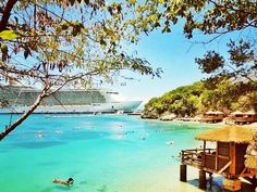 Sun, sand and snorkel. #labadee
