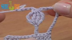 Crochet Cluster On Post How to Tutorial 32 Complex Stitches In Crocheting  https://www.youtube.com/watch?v=zeOx4psOBFs Crochet complex stitches with free online video tutorials. In this video we will show you how to crochet a complex stitch that consists of a double treble crochet post and 3-double treble crochet cluster on top of this post. This interesting crochet stitch we will be using in our future crochet projects. Thanks for watching!