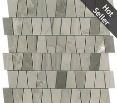 echelon marble mosaics on pinterest