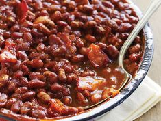 Classic Honey Baked Beans from Sue Bee Honey