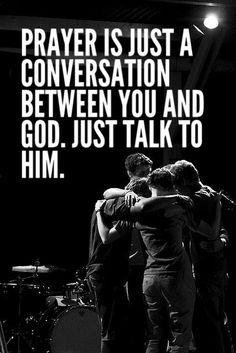 Prayer....