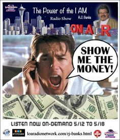 """You already have the """"tools"""" .....now let's talk about how to use them to attract financial abundance and prosperity into YOUR life….even when it SUCKS. Kickin' financial butt with the Law of Attraction and effective """"I AM"""" Affirmations. http://www.stitcher.com/podcast/laws-of-attraction/the-power-of-the-i-am?refid=stpr"""