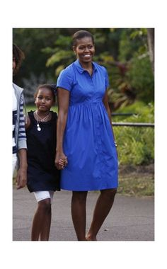 michelle obama...she has great style