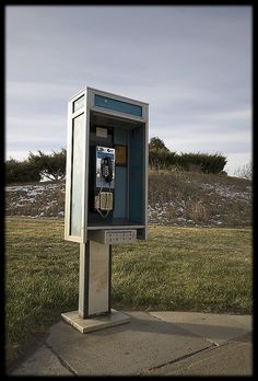 Cold and lonely phone