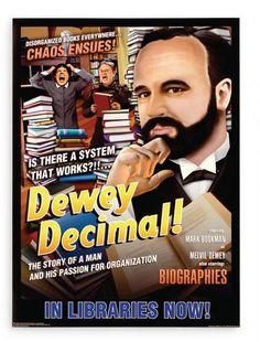 """Dewey Decimal"" In Libraries Now!"