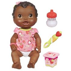 Baby Alive Baby All Gone Doll, African American