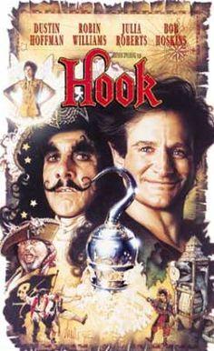 film, hook 1991, hooks, steven spielberg, julia roberts
