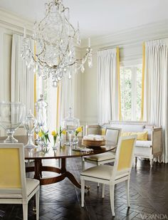 French-Influenced Atlanta home designed by Melanie Turner.
