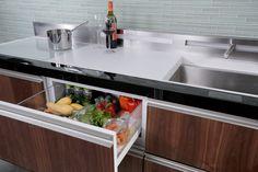 Kitchen of the Future: GE's Newest Downsized Design (http://blog.hgtv.com/design/2014/08/12/ge-microkitchen-design/?soc=pinterest)