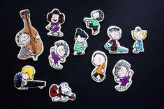 Charlie Brown Christmas Cookies