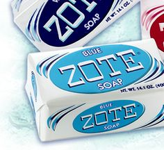 Zote Soap Will Take The Grass And Clay Stains Out Of