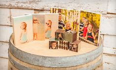 Groupon - Five Custom PhotoBlocks or Two or Three Custom PhotoBoards from PhotoBarn (Up to 56% Off). Groupon deal price: $34.99