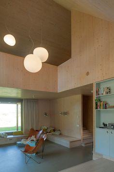 Country house Goedereede by Korteknie Stuhlmacher Architecten