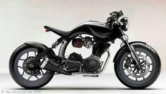 Mac Motocycles- Ruby (UK)