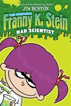 Calling all mad scientists! Available for the first time, a boxed set of the entire Franny K. Stein series. Follow Franny K. Stein, mad scientist, on all her adventures (and misadventures) as she plots to take over the world!      This boxed set includes paperback editions of every book in the series: Lunch Walks Among Us , Attack of the 50 ft. Cupid , Invisible Fran , The Fran that Time Forgot , The Fran with Four Brains , Frantastic Voyage , and The Frandidate . With ...