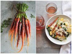 food blogs, carrot
