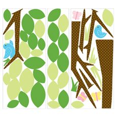 RoomMates® Peel and Stick Wall Decals - Dotted Tree $39.99 at Buy Buy Baby