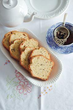 Lavender Quick Bread