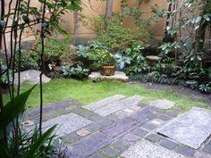 garden floor idea