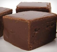 """See's Fudge from """"The Recipe Society"""""""