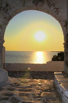 Greek arches