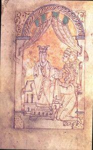 headrail Encomium Emmae Reginae 1042