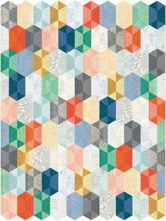 Disco Designer Pattern: Robert Kaufman Fabric Company