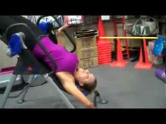 bodybuilding body   Inversion Table   Sample Exercises by Lyzabeth Lopez...