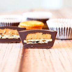 Ritz Peanut Butter Cups