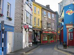 Kinsale, Ireland- my favorite little town!