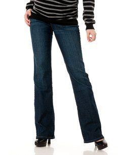 Motherhood Maternity: Long Secret Fit Belly(tm) Super Stretch Boot Cut Maternity Jeans