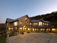 Ten Million Dollar home in Aspen.  Yes please!  STAY AT HOME MOM'S LOVE THIS MONEY MAKER!  http://bigideamastermind.com/newmarketingidea?id=moemoney24