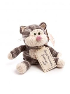 12 inch Boofle Puddy Cat - Boofle - Soft Toys - Gifts | Clintons