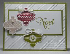 #stampinup #ChristmasCard