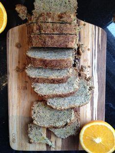 Paleo Banana Zucchini Bread