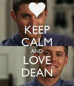 Shooosh, Listen to the picture #DeanWinchester