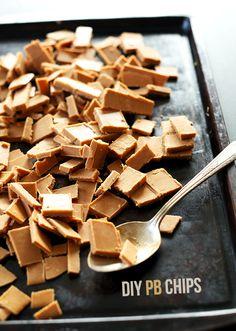 Vegan Peanut Butter Chips | Minimalist Baker Recipes